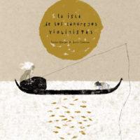 portada La isla de los cangrejos violinistas