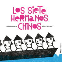 portada Los siete hermanos chinos