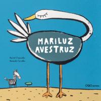 portada Mariluz Avestruz