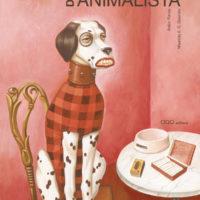 capa Caderno de animalista português