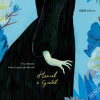 capa Hansel e Gretel português