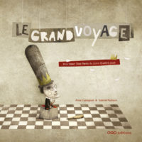 cover Le grand voyage fr.