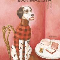 portada Caderno de animalista