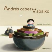 portada Andrés cabeza abaixo GL.