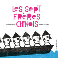 cover Les sept frères chinois