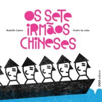 capa Os sete irmãos chineses